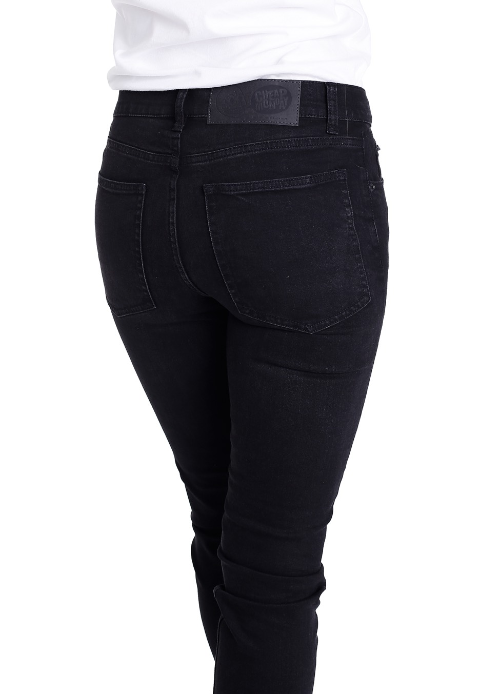 cheap monday tight black haze jeans us. Black Bedroom Furniture Sets. Home Design Ideas