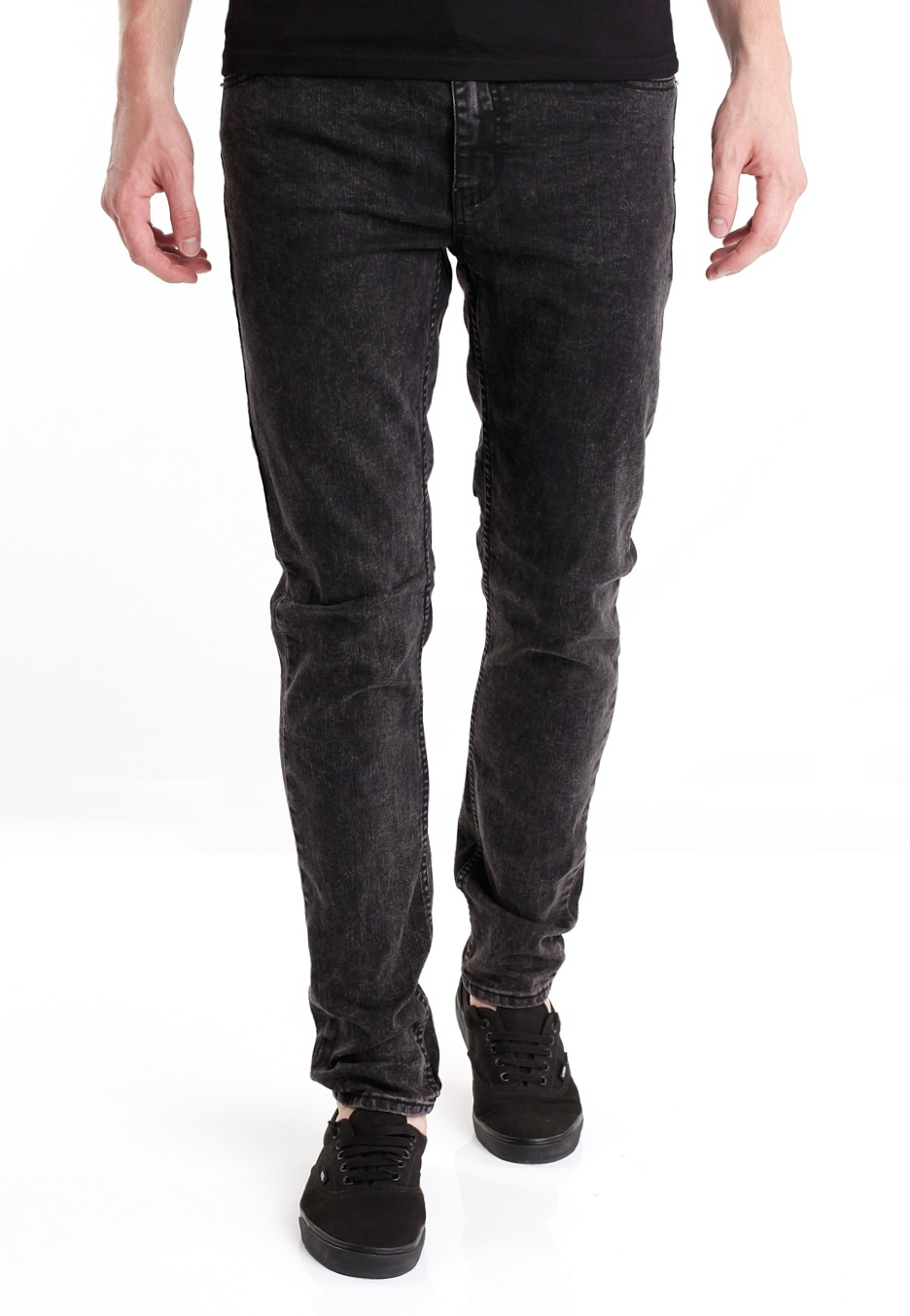 Cheap Monday - Tight Black Stone - Jeans - Impericon.com Worldwide