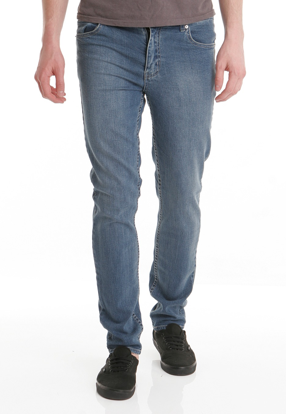 Cheap Monday - Tight Crash Blue - Jeans - Impericon.com Worldwide