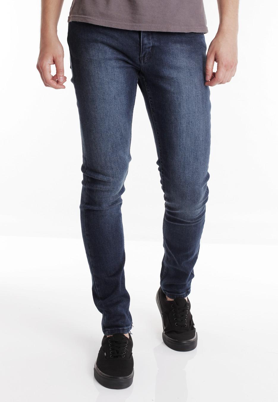 Cheap Monday Tight Dark Indigo Jeans Impericon Com De