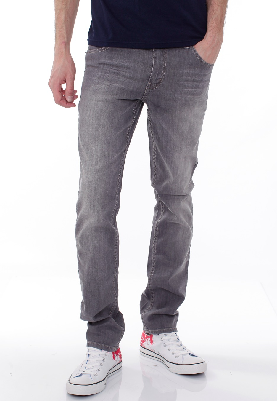 Cheap Monday - Tight Spring Used Grey - Jeans - Impericon.com UK