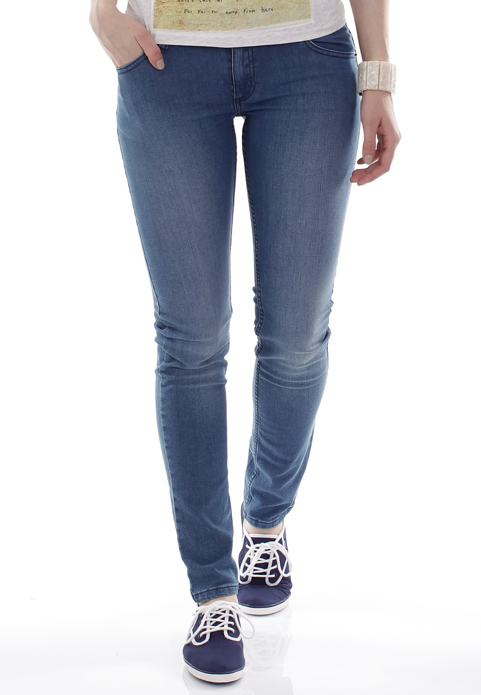 Cheap Monday - Zip Low Mahmud Medium - Girl Jeans - Impericon.com ...