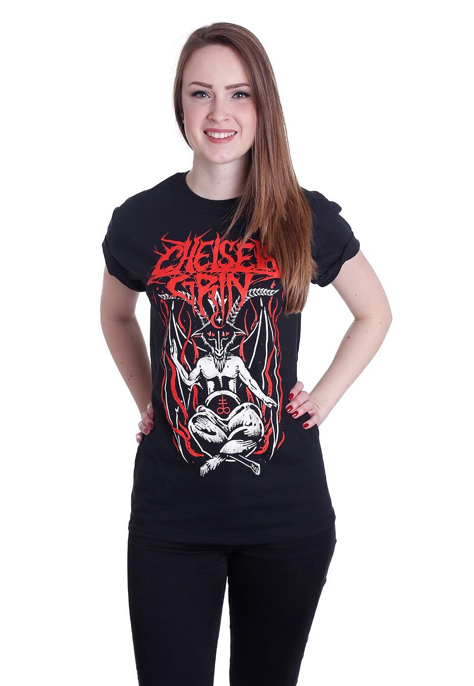 chelsea grin doom lord t shirt official deathcore merchandise shop uk. Black Bedroom Furniture Sets. Home Design Ideas