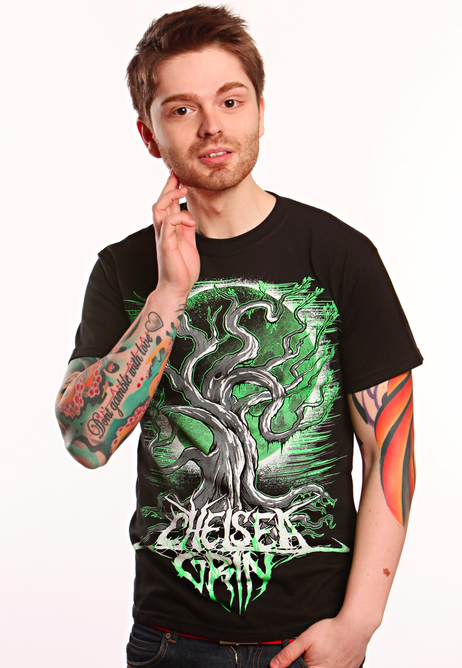 chelsea grin grimness t shirt official metalcore merchandise worldwide. Black Bedroom Furniture Sets. Home Design Ideas