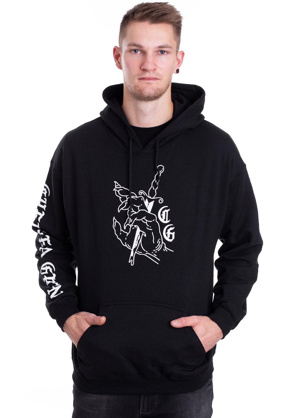 chelsea grin hand hoodie official deathcore merchandise shop uk. Black Bedroom Furniture Sets. Home Design Ideas