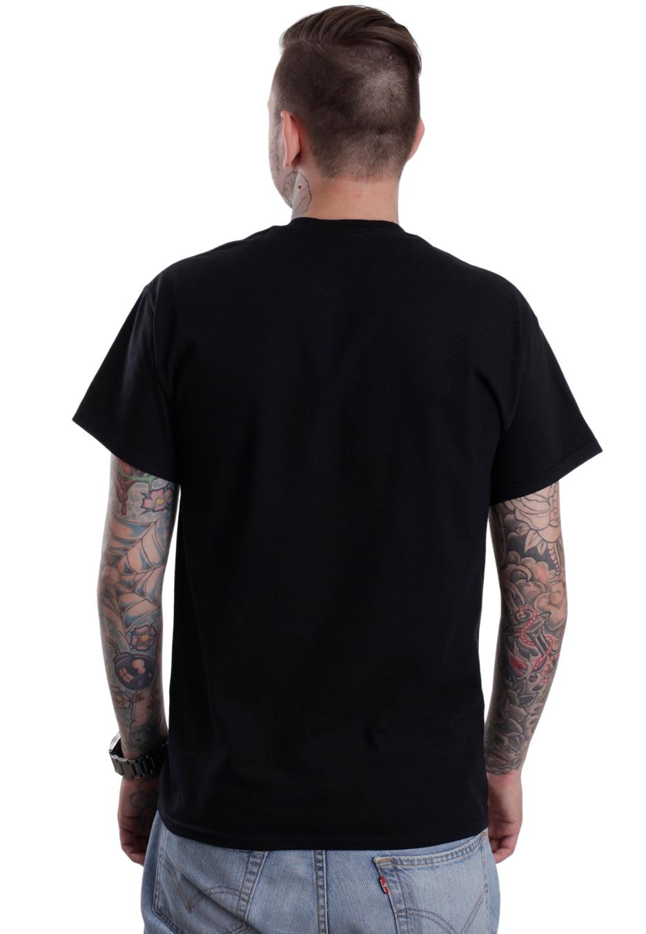chelsea grin reaper t shirt official deathcore merchandise shop worldwide. Black Bedroom Furniture Sets. Home Design Ideas