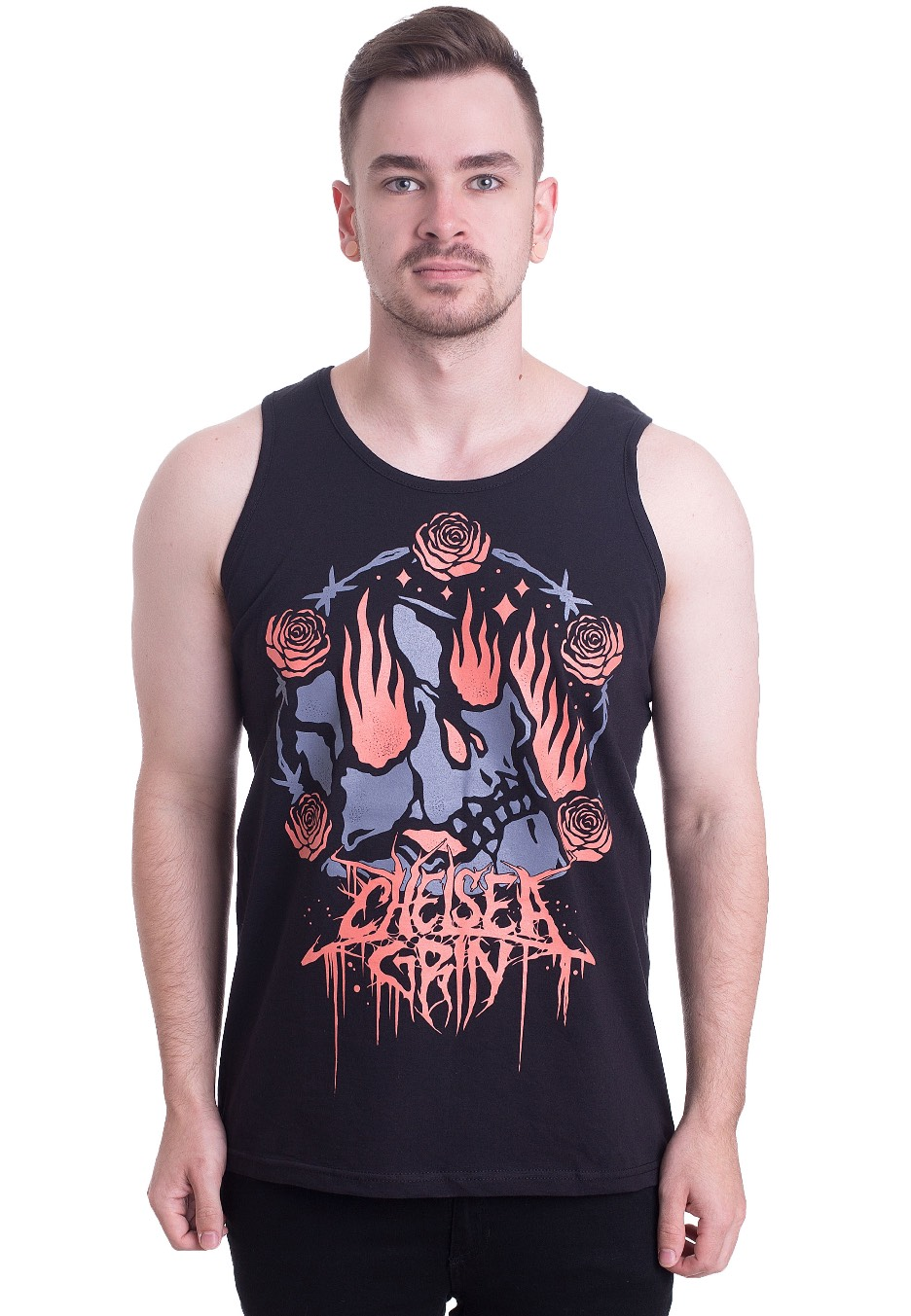 chelsea grin stay in hell tank official deathcore merchandise shop us. Black Bedroom Furniture Sets. Home Design Ideas