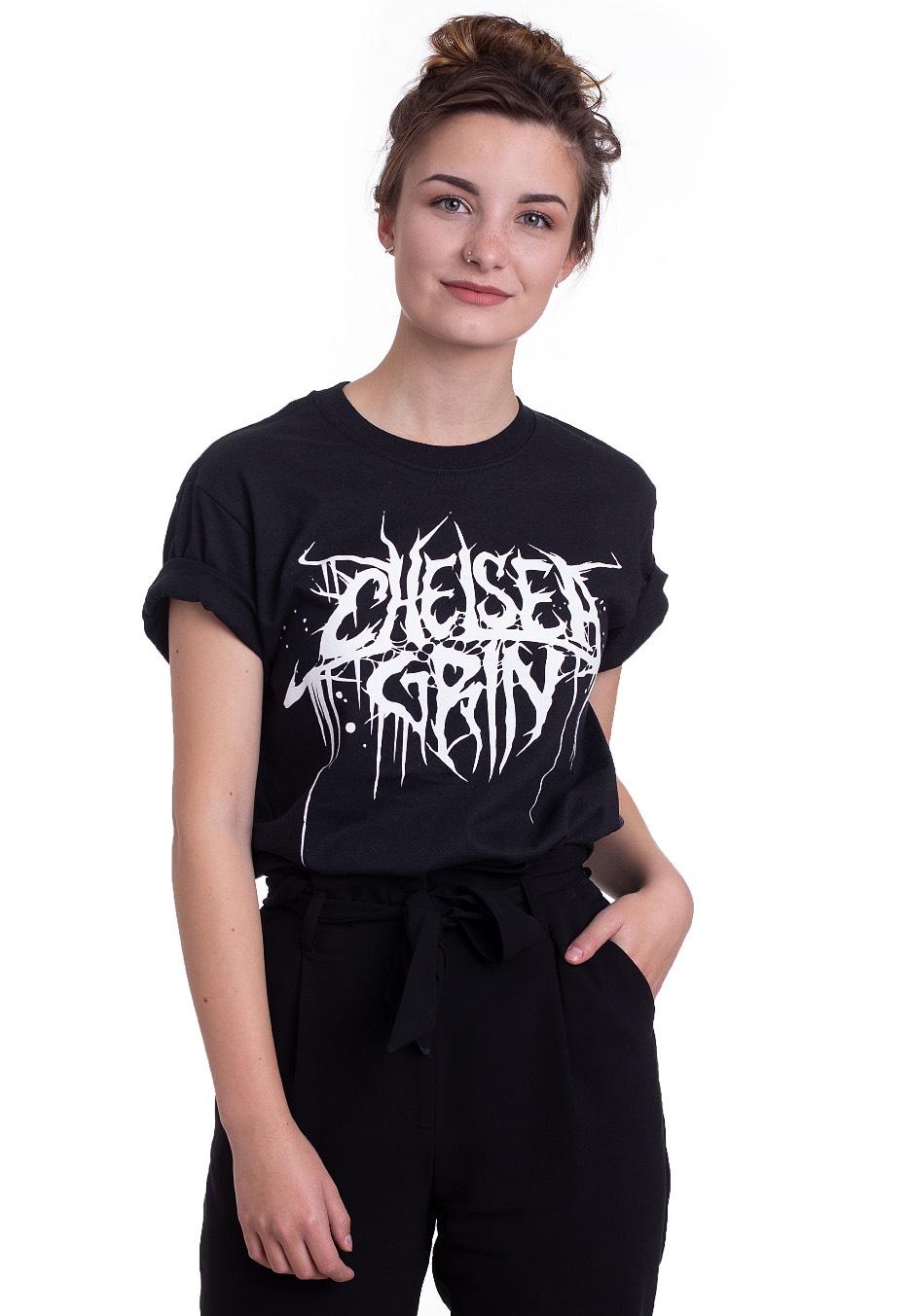 chelsea grin the grim reaper t shirt official deathcore merchandise us. Black Bedroom Furniture Sets. Home Design Ideas