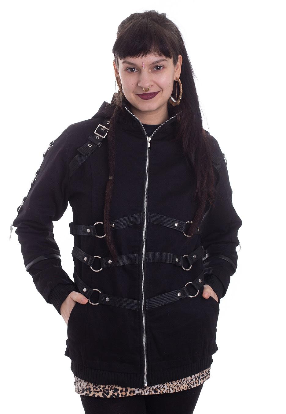 Jacken für Frauen - Chemical Black Vivien Black Jacken  - Onlineshop IMPERICON