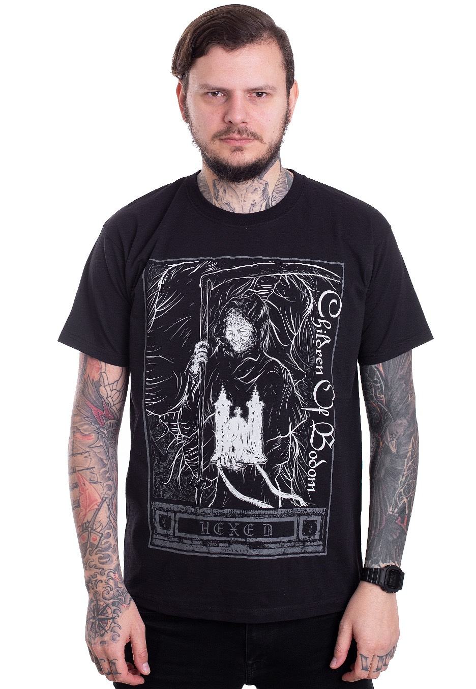 037a1da9 Children Of Bodom - Hexed - T-Shirt - Official Metal Merchandise Shop -  Impericon.com US