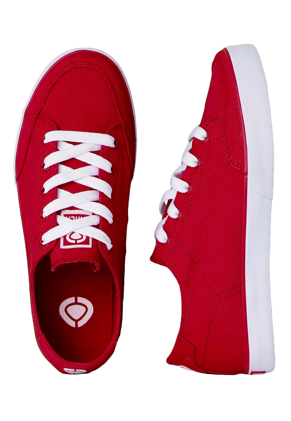 C1RCA - 50 Classic Red - Girl Shoes - Impericon.com Worldwide