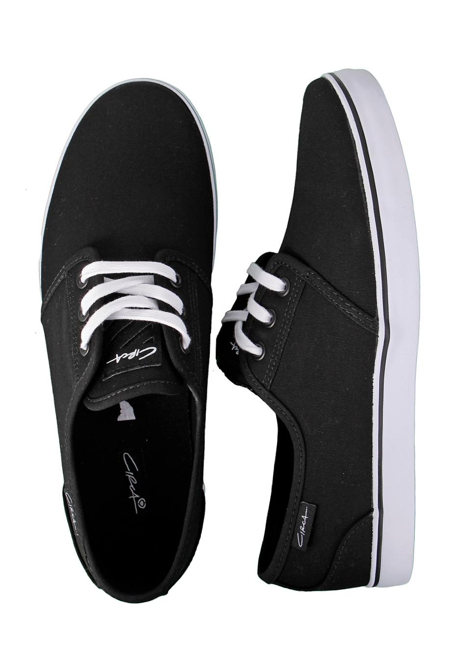 a514b2babb C1RCA - Crip Black White - Shoes - Impericon.com UK