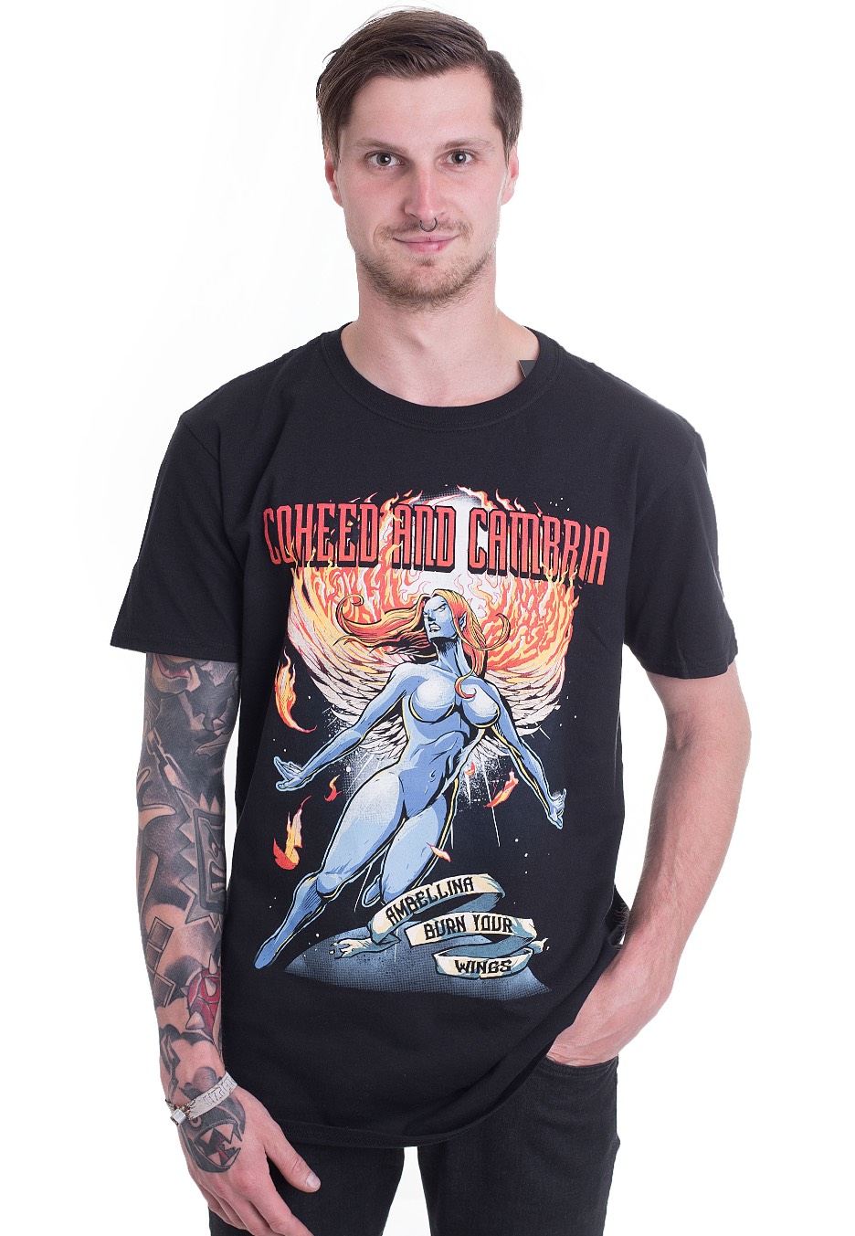 Coheed And Cambria - Ambellina - T-Shirt