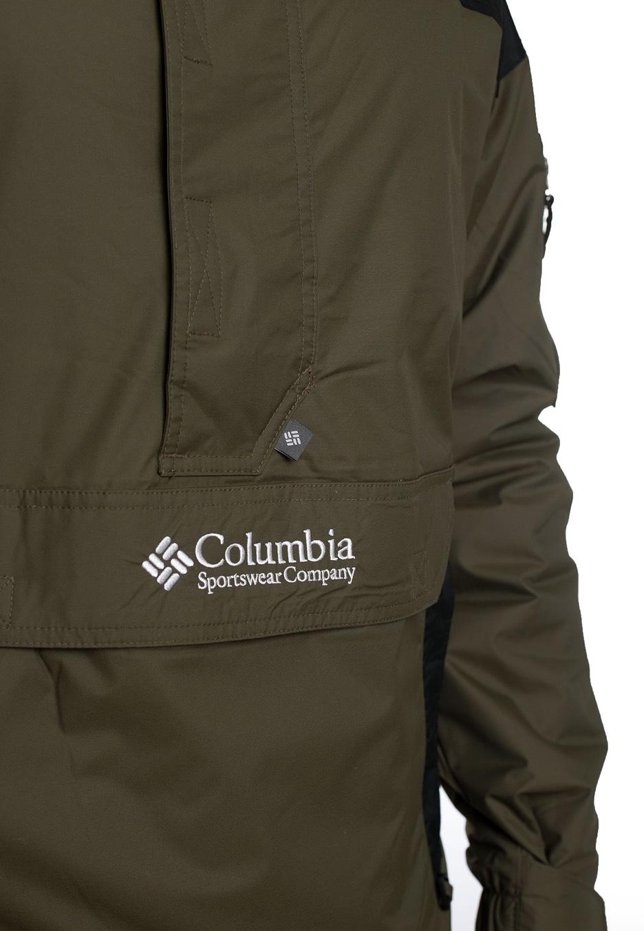 Chaqueta Marcas De Peatmossblack Tienda Columbia Challenger ZEF67