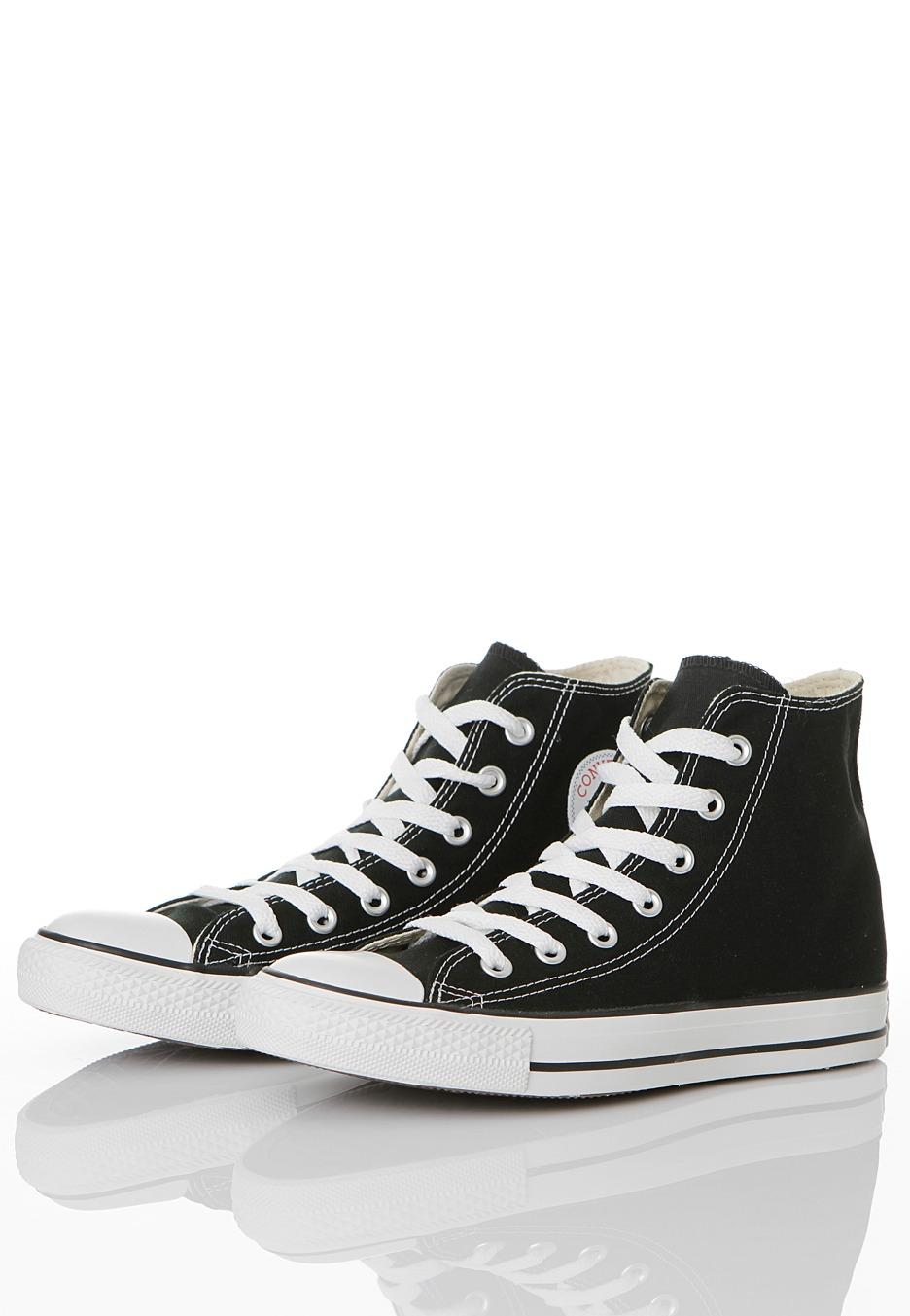 Converse - Chuck Taylor All Star Hi - Girl Shoes ...