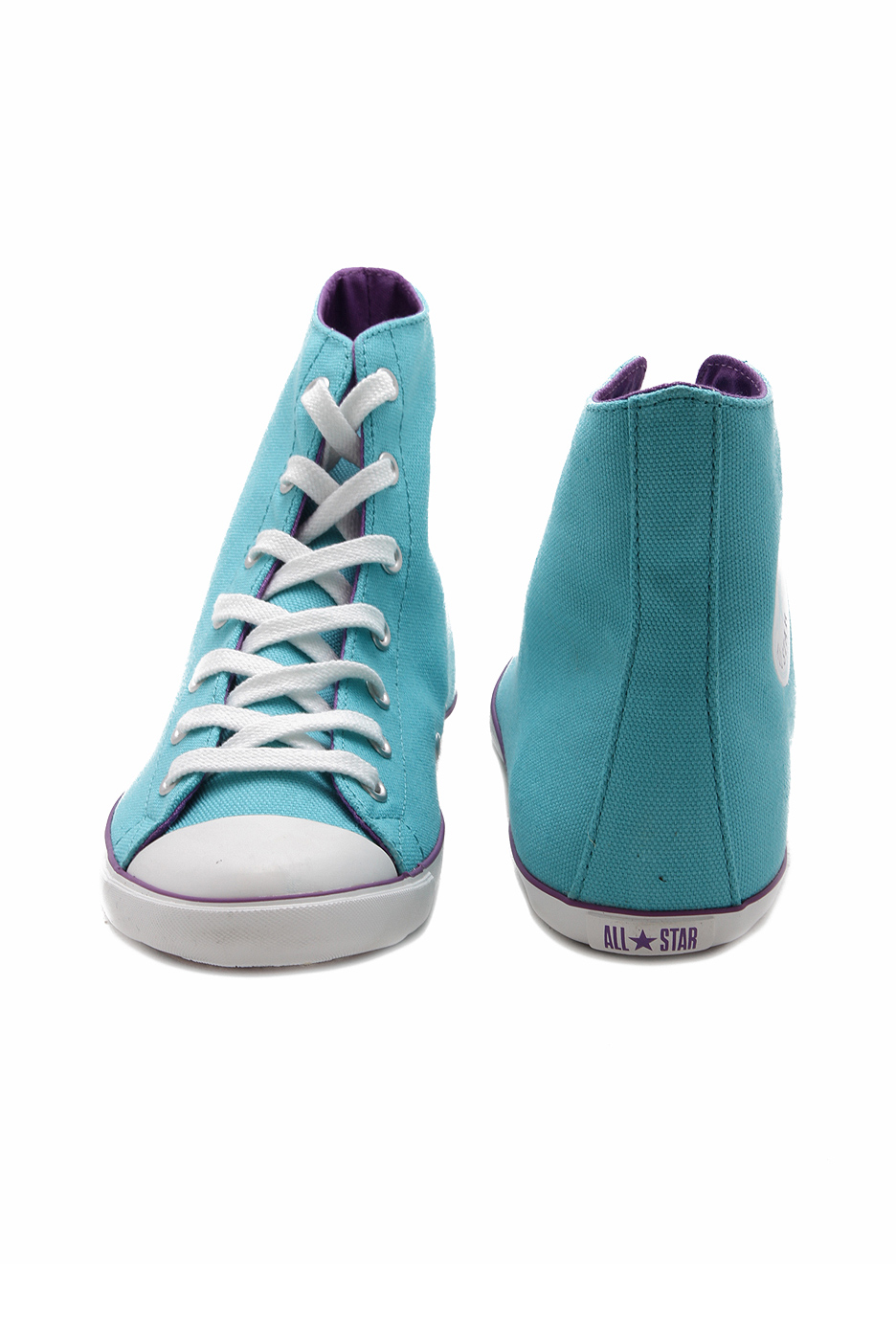 converse all star light hi can blue white girl shoes. Black Bedroom Furniture Sets. Home Design Ideas