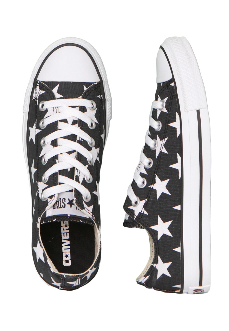 all star shoes for girls 2013. converse - all star ox can basic black/white girl shoes impericon.com uk for girls 2013 a