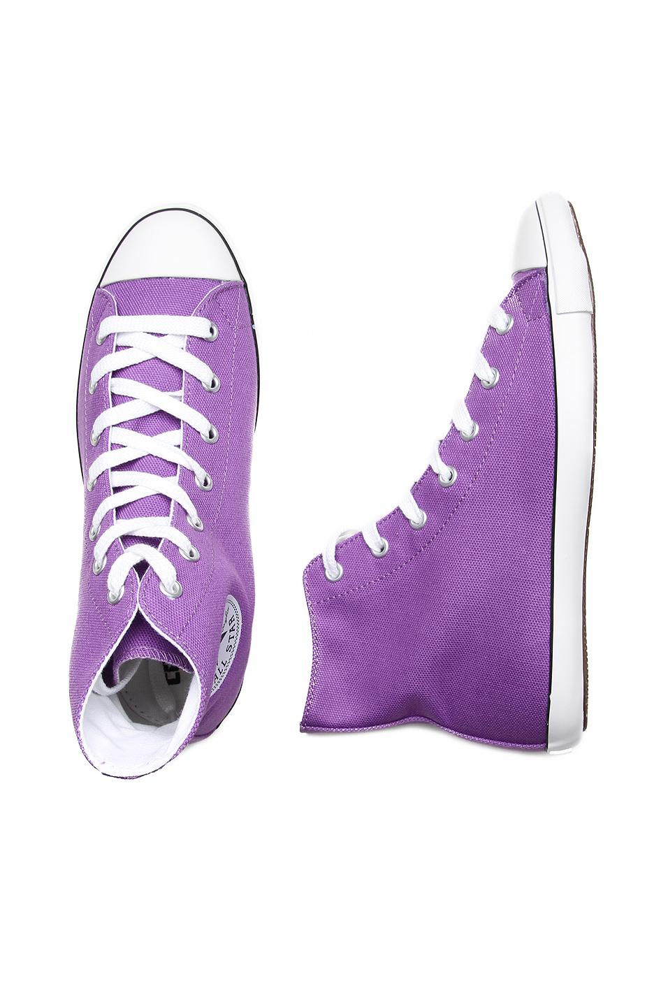 04b7fc35d6871 Converse - AS Light Hi Can Purple/White - Girl Shoes