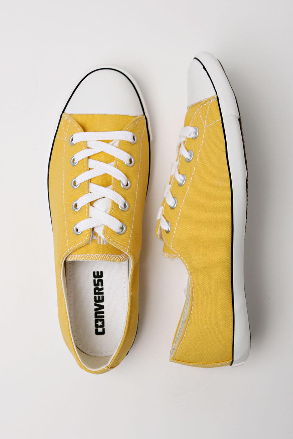 a132e4d96d2 Converse - AS Light OX Runner Yellow - Girl Schuhe - Impericon.com AT