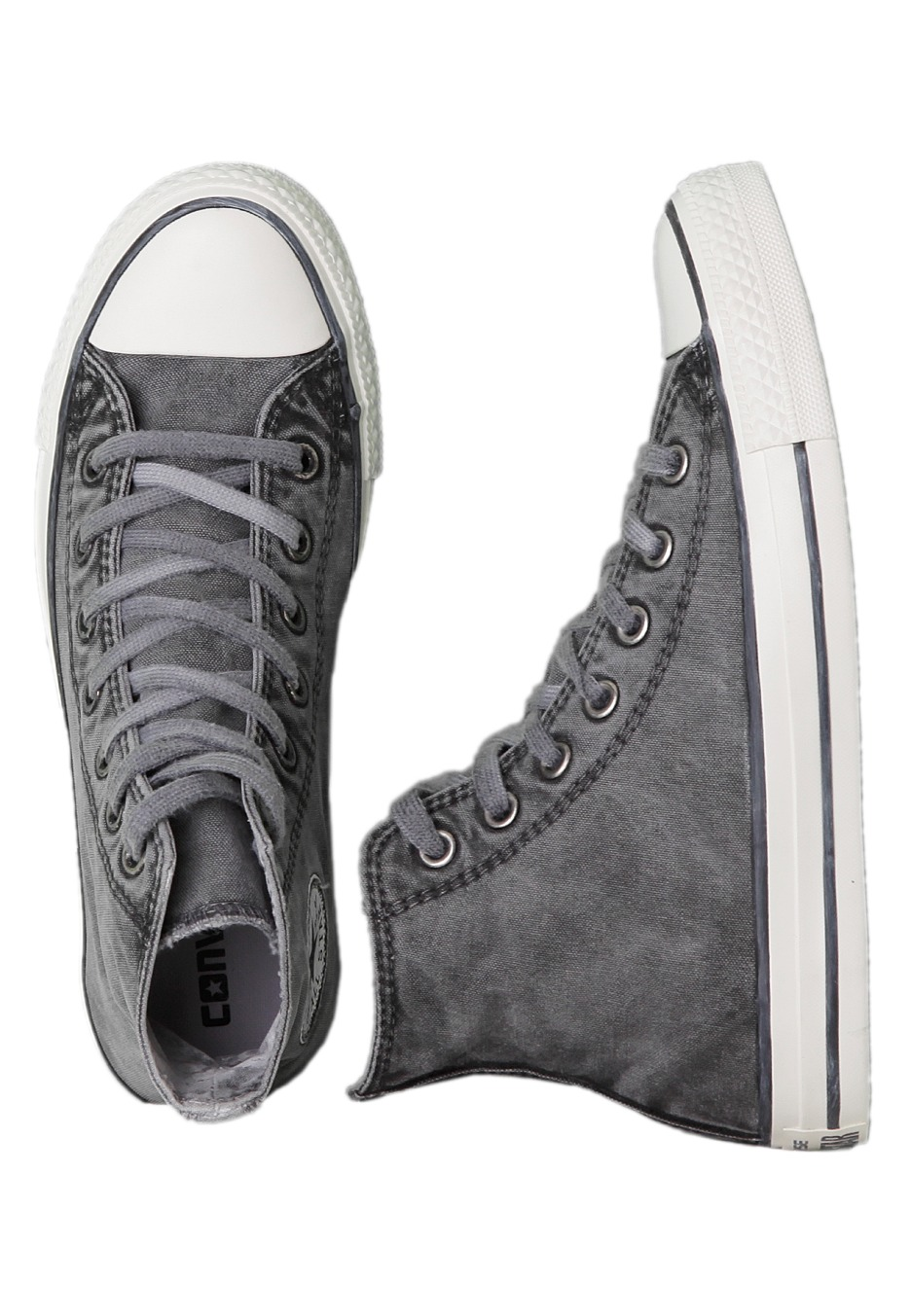 03e711944974 Converse - Chuck Taylor All Star Hi Converse Black - Girl Shoes ...