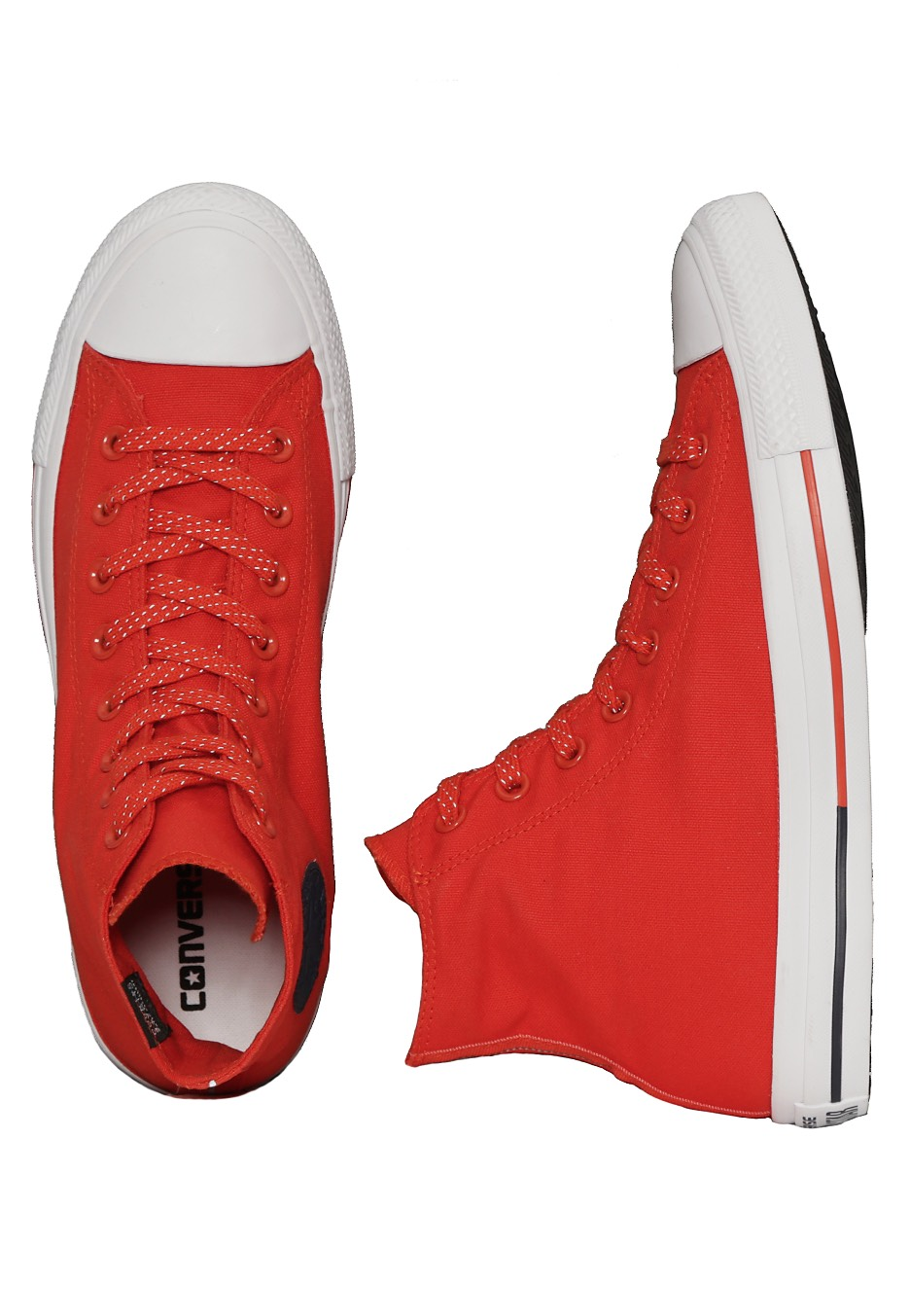 f2f81924833 Converse - Chuck Taylor All Star Hi Signal Red White Obsidian - Shoes -  Impericon.com Worldwide
