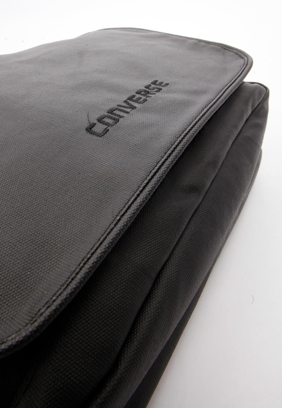 Converse - Coated Canvas Shoulder Flapbag - Bag - Impericon.com UK e3d75a7244