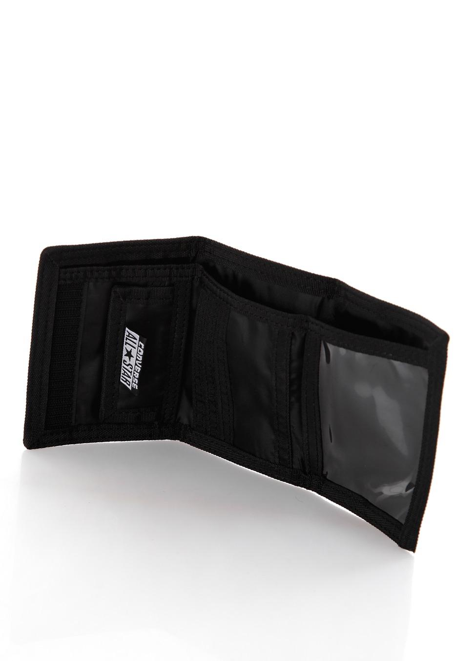 Converse - Pro Game Jet Black - Wallet - Impericon.com UK 42af8f492b