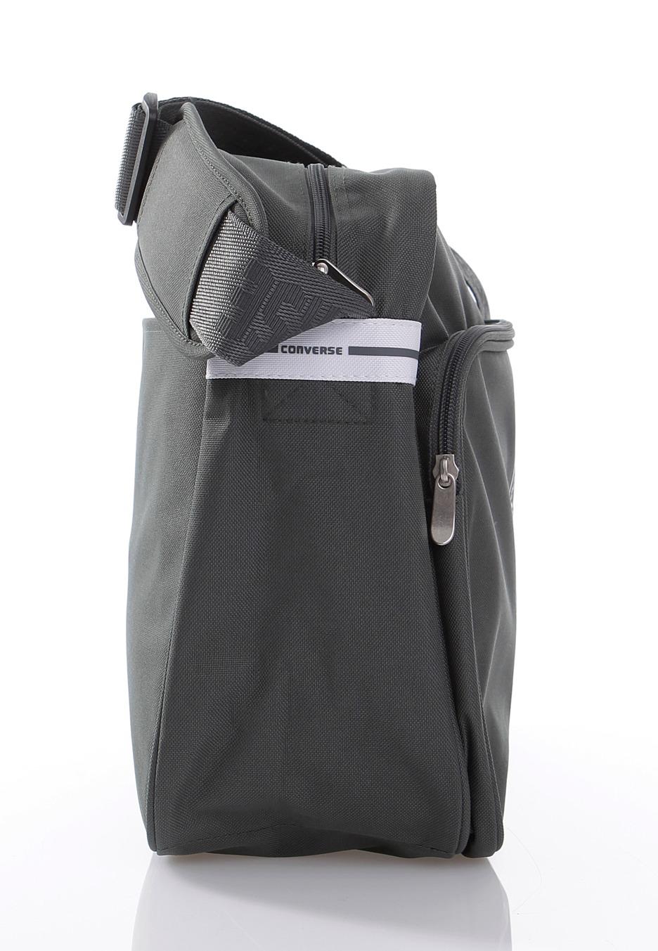 Converse - Reporter Dark Grey - Bag - Impericon.com UK 8268de14e8