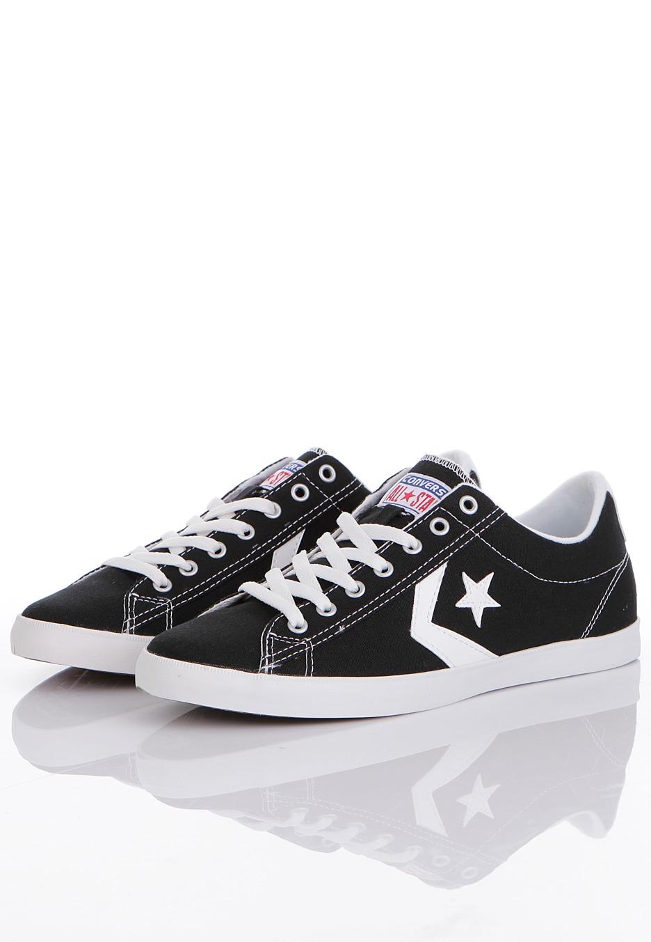 Converse Blackwhite Star Lp Ox Player Shoes Tex xnwHx1Trg