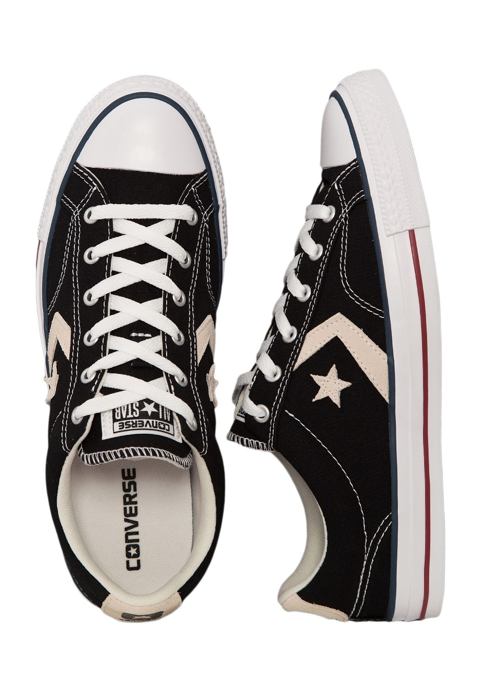 converse player ox