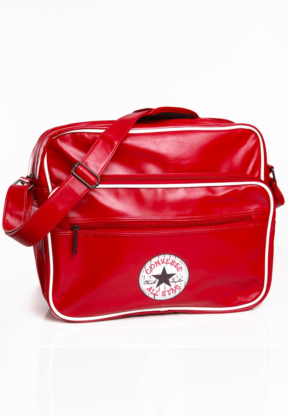 converse red bag