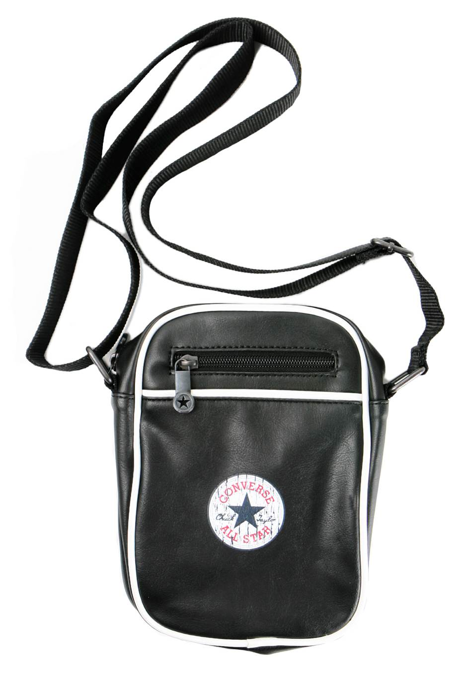 converse vintage patch small shoulder bag worldwide. Black Bedroom Furniture Sets. Home Design Ideas