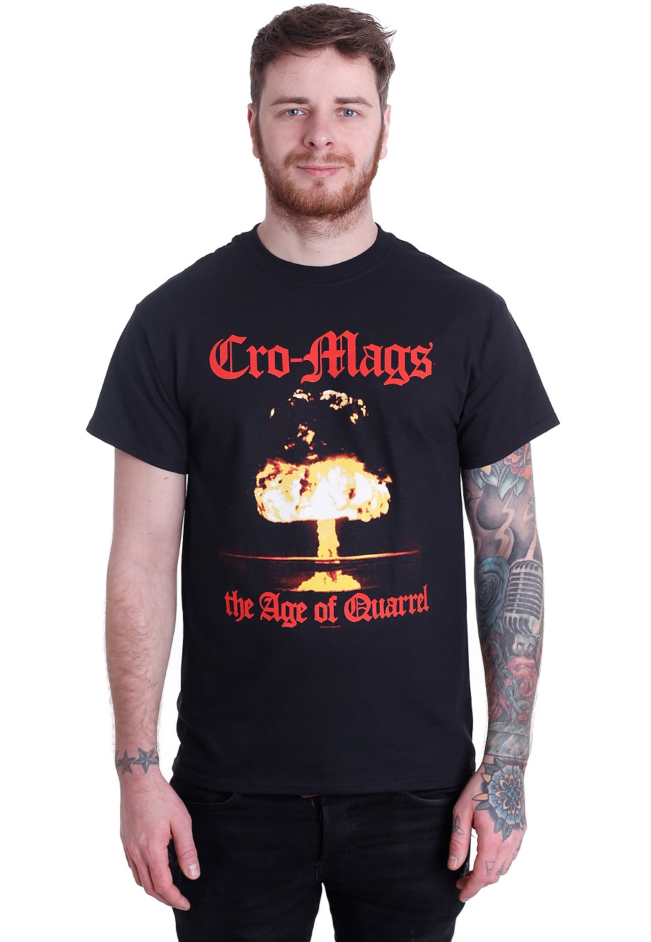 Cro-Mags - The Age Of Quarrel - T-Shirt