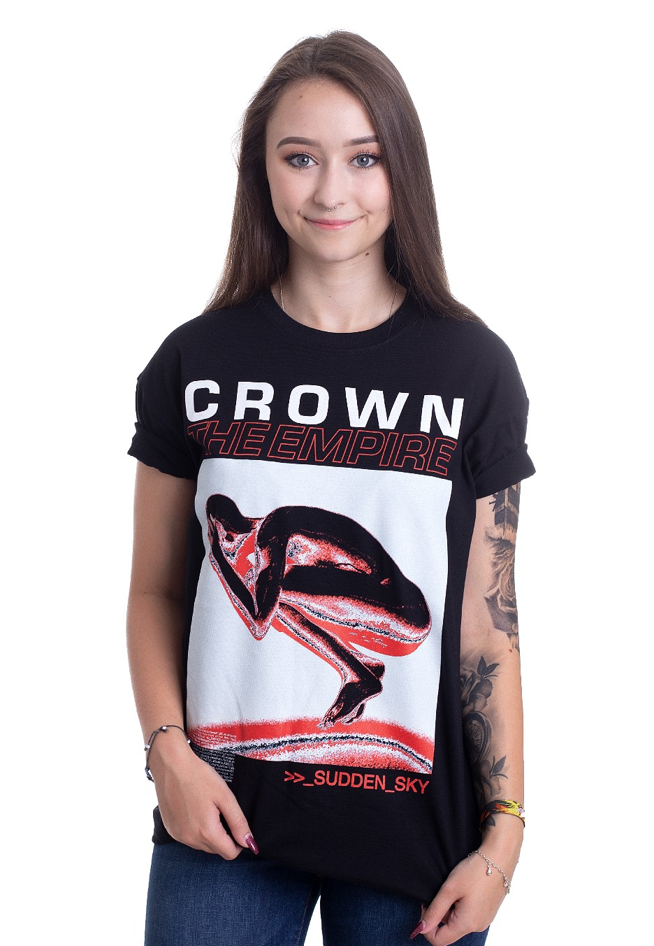 Crown The Empire - Official Merchandise - Impericon com US