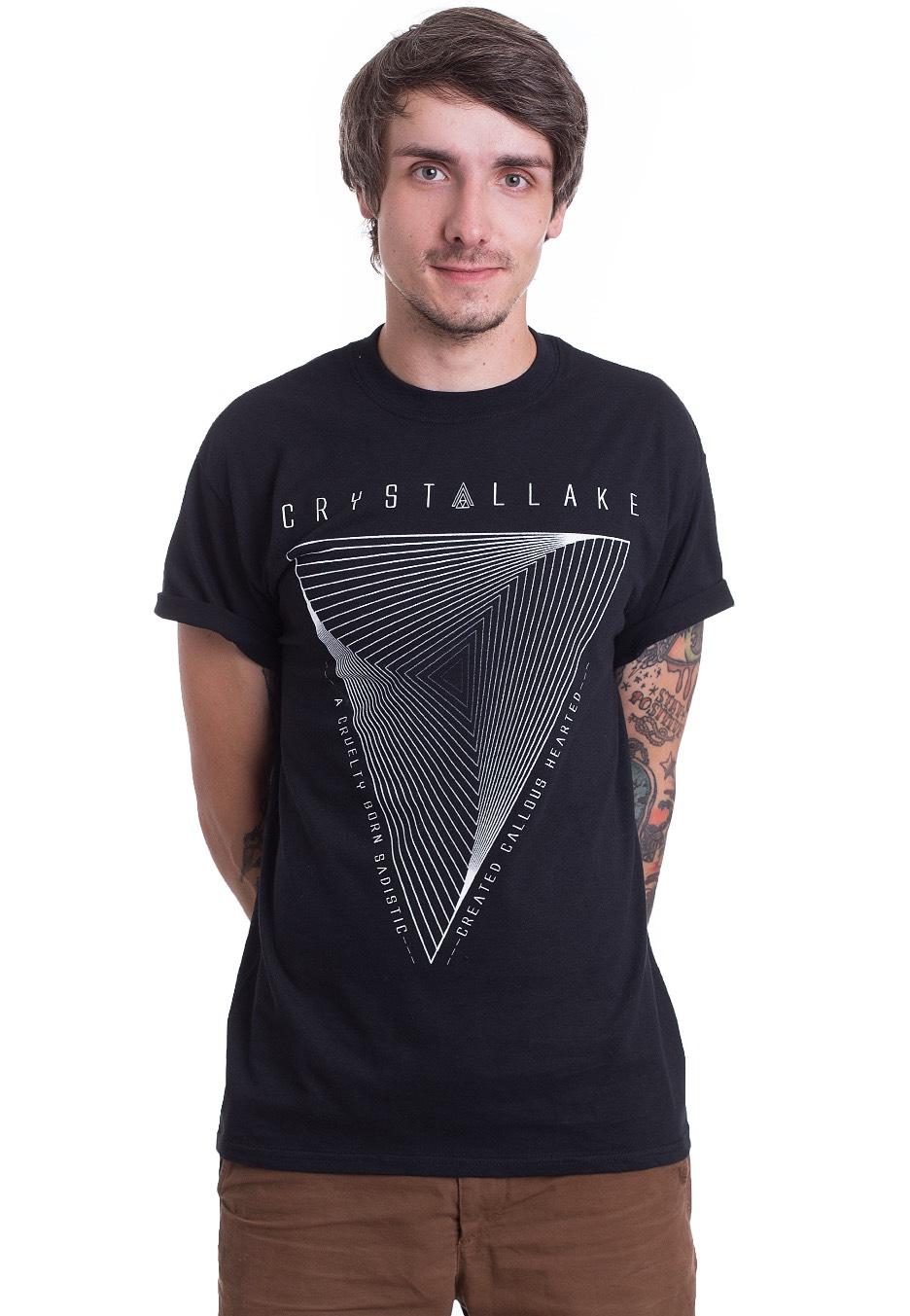 Crystal Lake - Triangle - T-Shirt