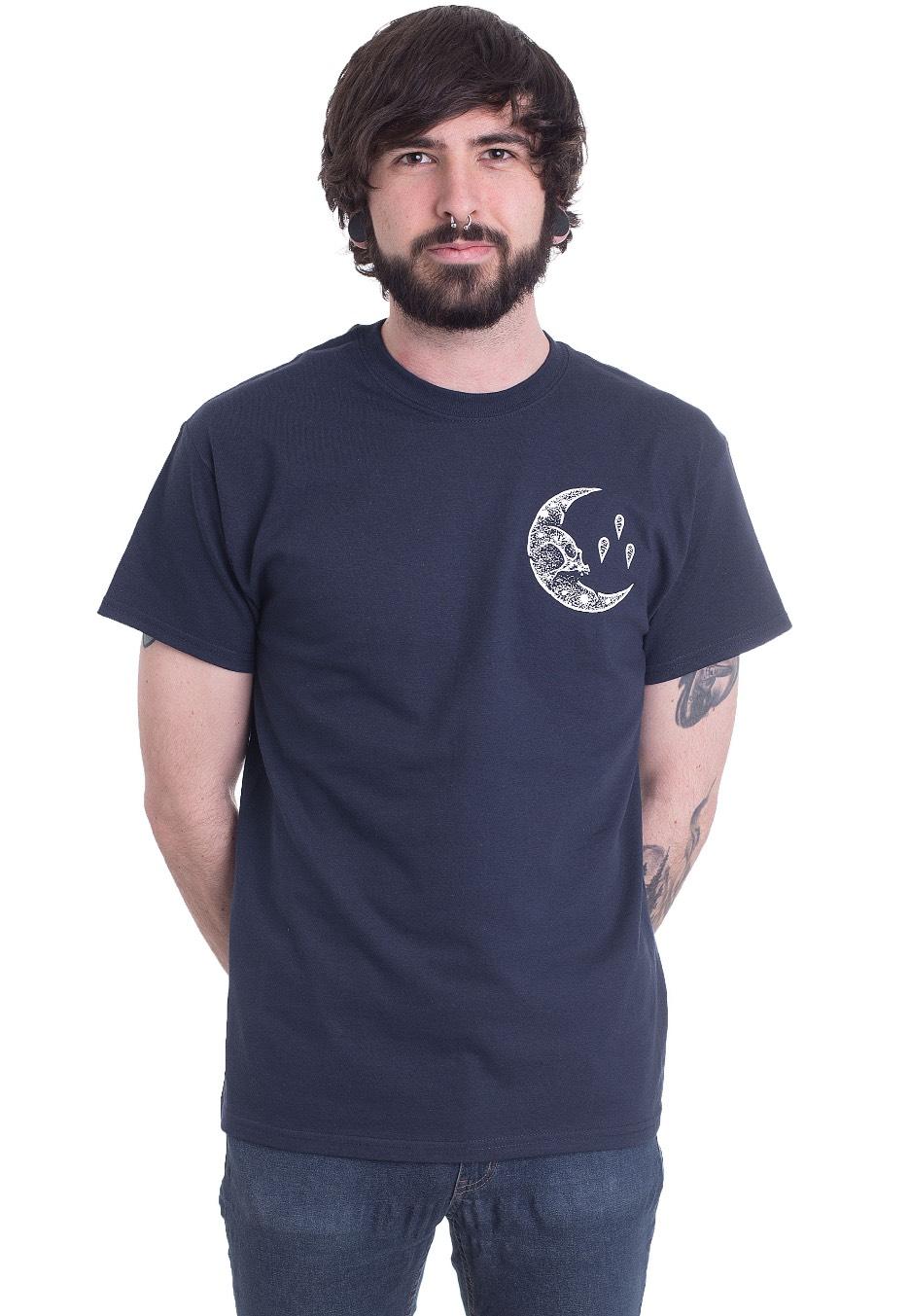 Currents - Moon Navy - T-Shirt