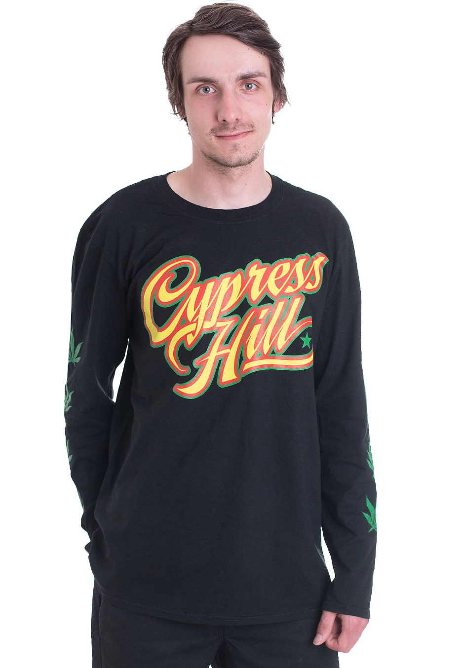 Cypress Hill Rasta NEW MENS LONG SLEEVE SHIRT