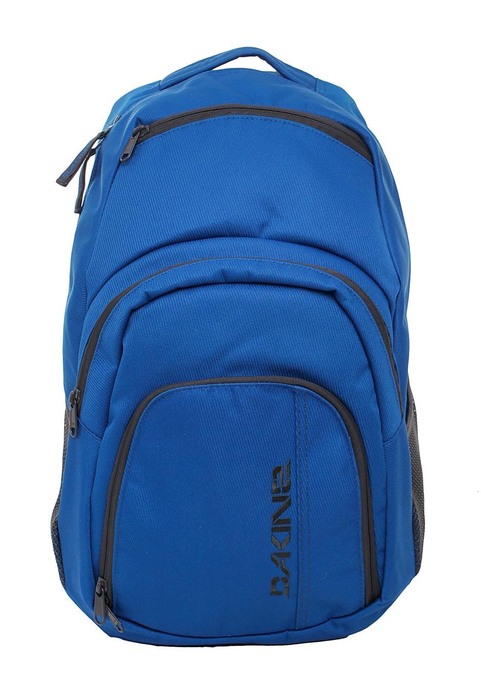 dakine campus blue backpack worldwide. Black Bedroom Furniture Sets. Home Design Ideas