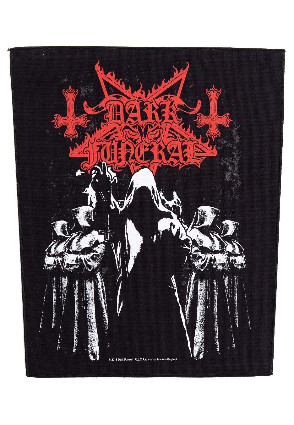 Shadow Monks T-shirt Dark Funeral Shirts & Hemden
