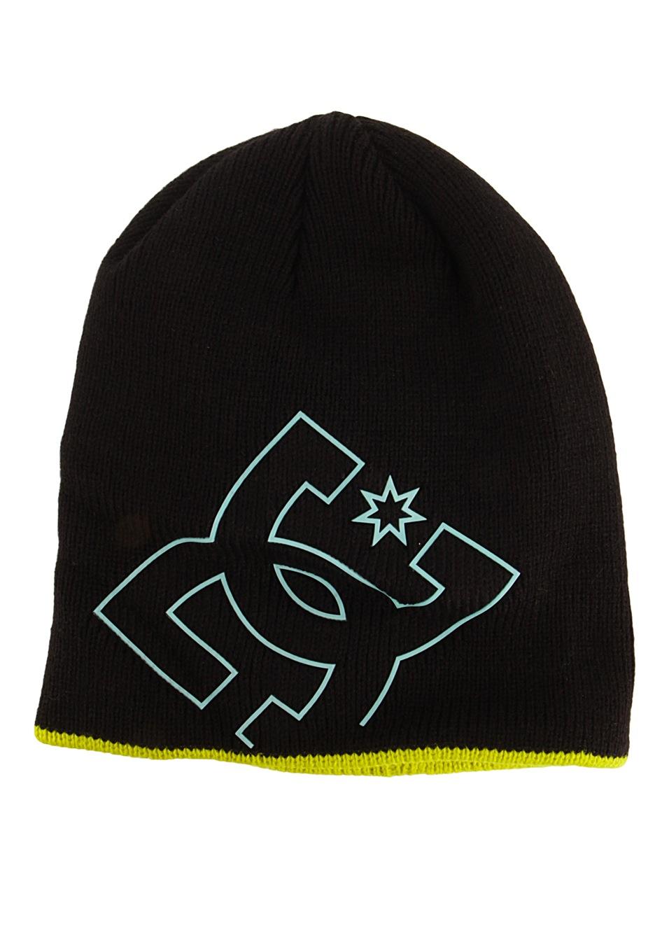 DC - Anthony 12 Black Tennis - Beanie - Streetwear Shop - Impericon.com UK 65f6def2705