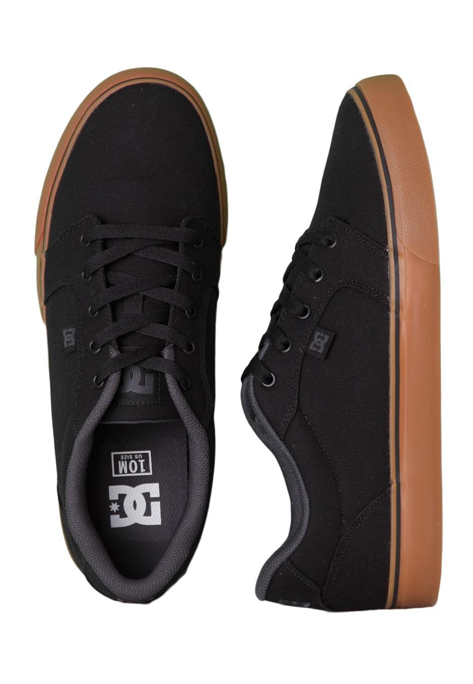 dc anvil tx black gum shoes impericon uk