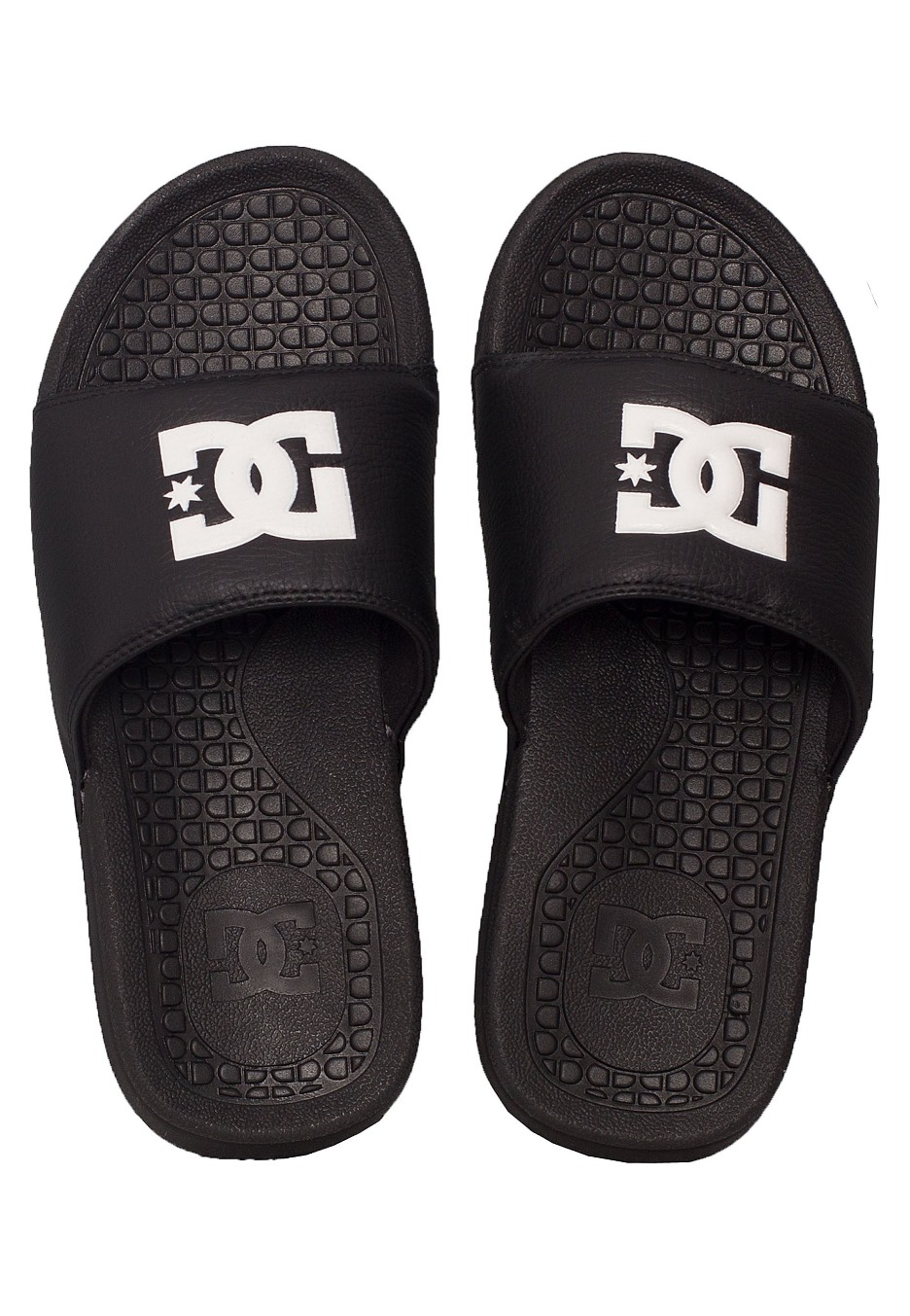 27519d945edd04 DC - Bolsa Black - Sandals - Impericon.com Worldwide