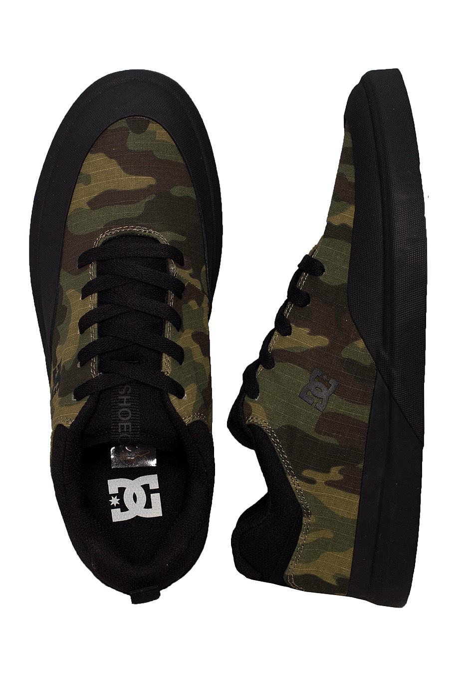 DC - DC Infinite TX SE Camo - Shoes