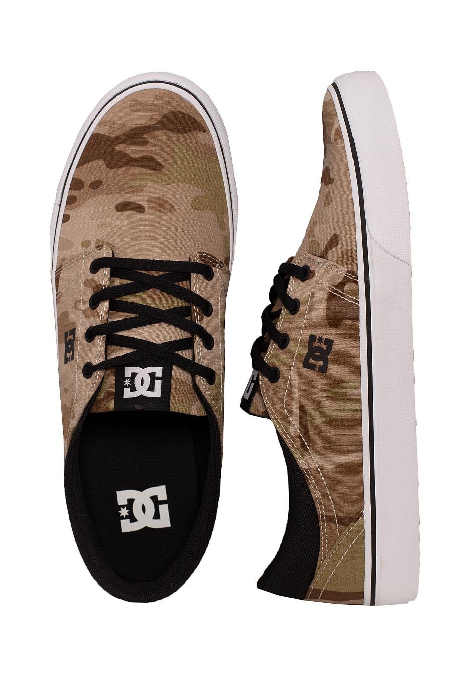 DC - Trase TX SE Desert Camo - Shoes