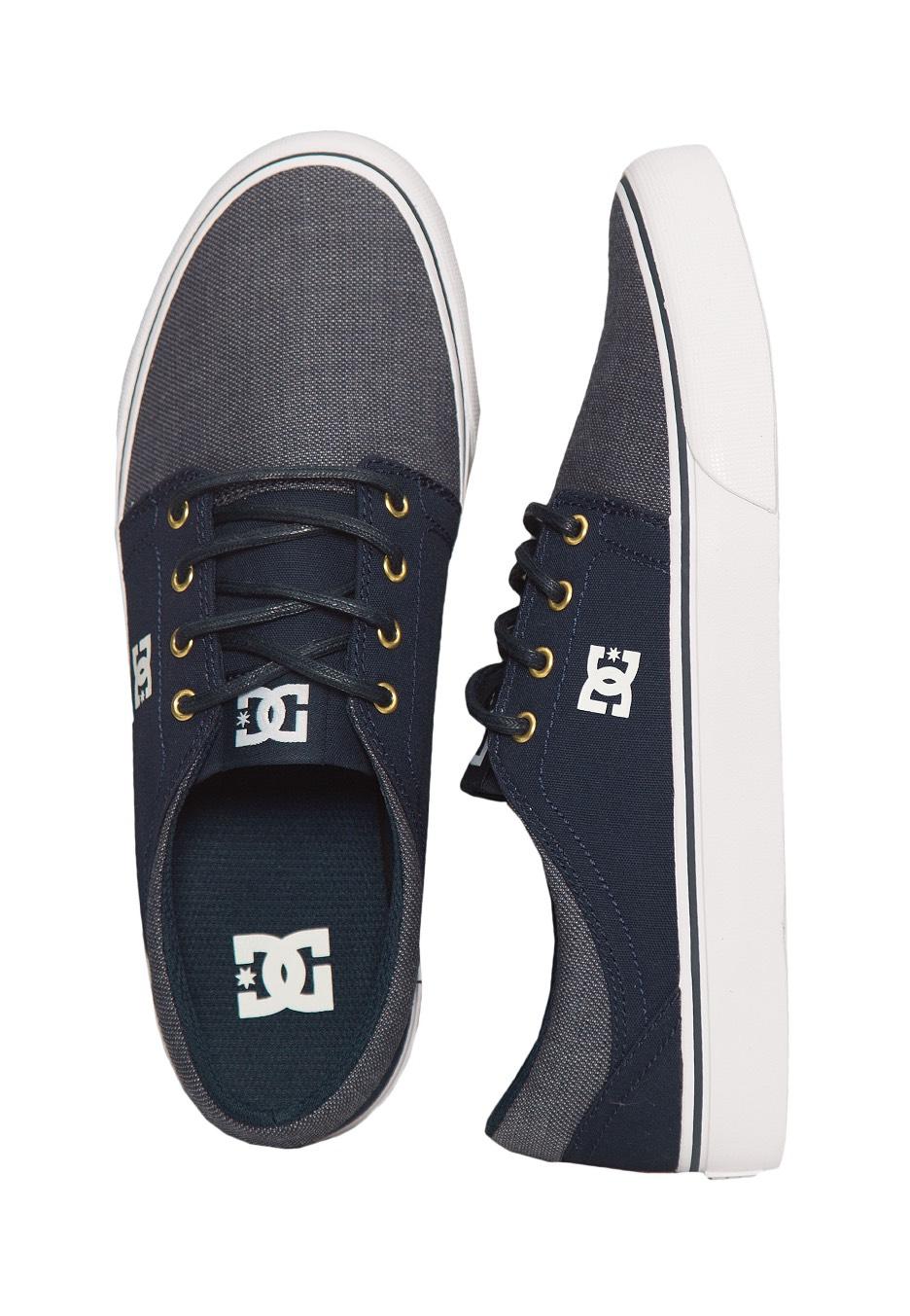 DC - Trase TX SE Navy Gold - Shoes - Impericon.com UK dedb2a8c5e
