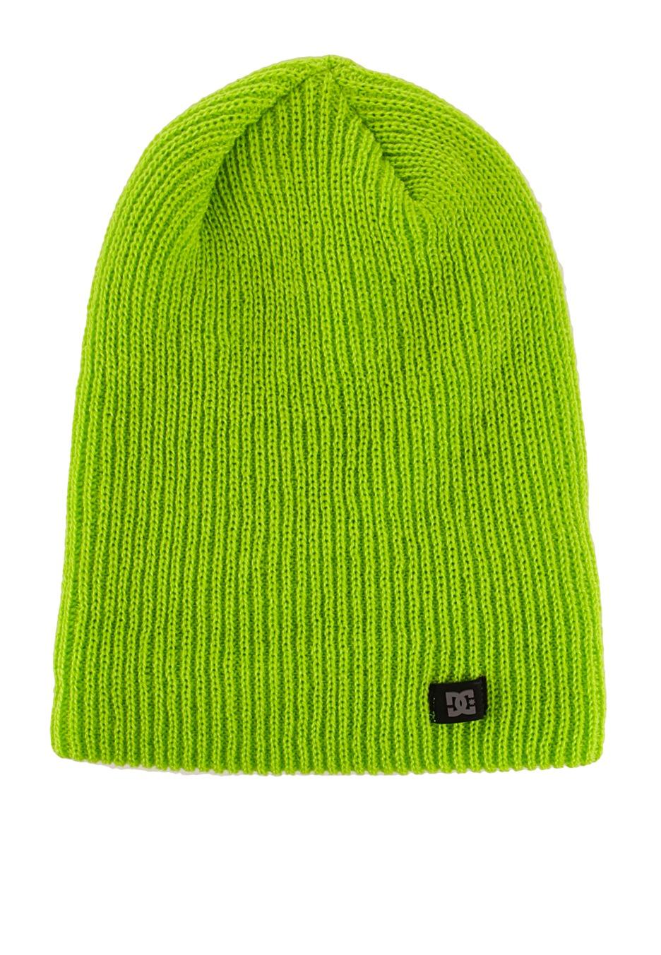 a628032668d24 DC - Yepito 12 Limegreen - Beanie - Streetwear Shop - Impericon.com UK