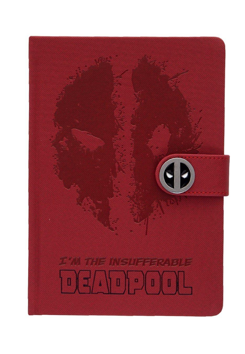 Deadpool - Splat Red -