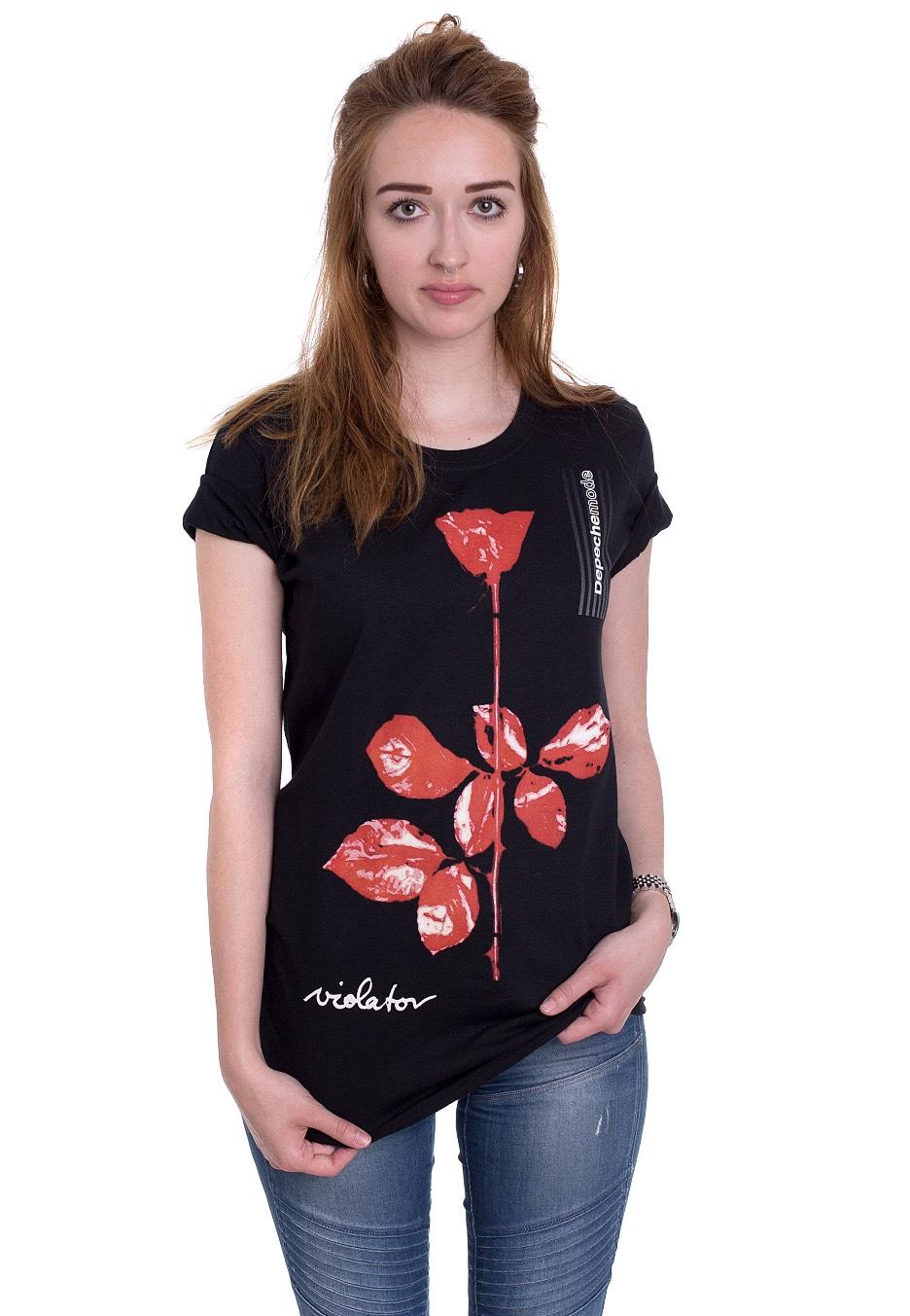 Depeche Mode Violator T Shirt