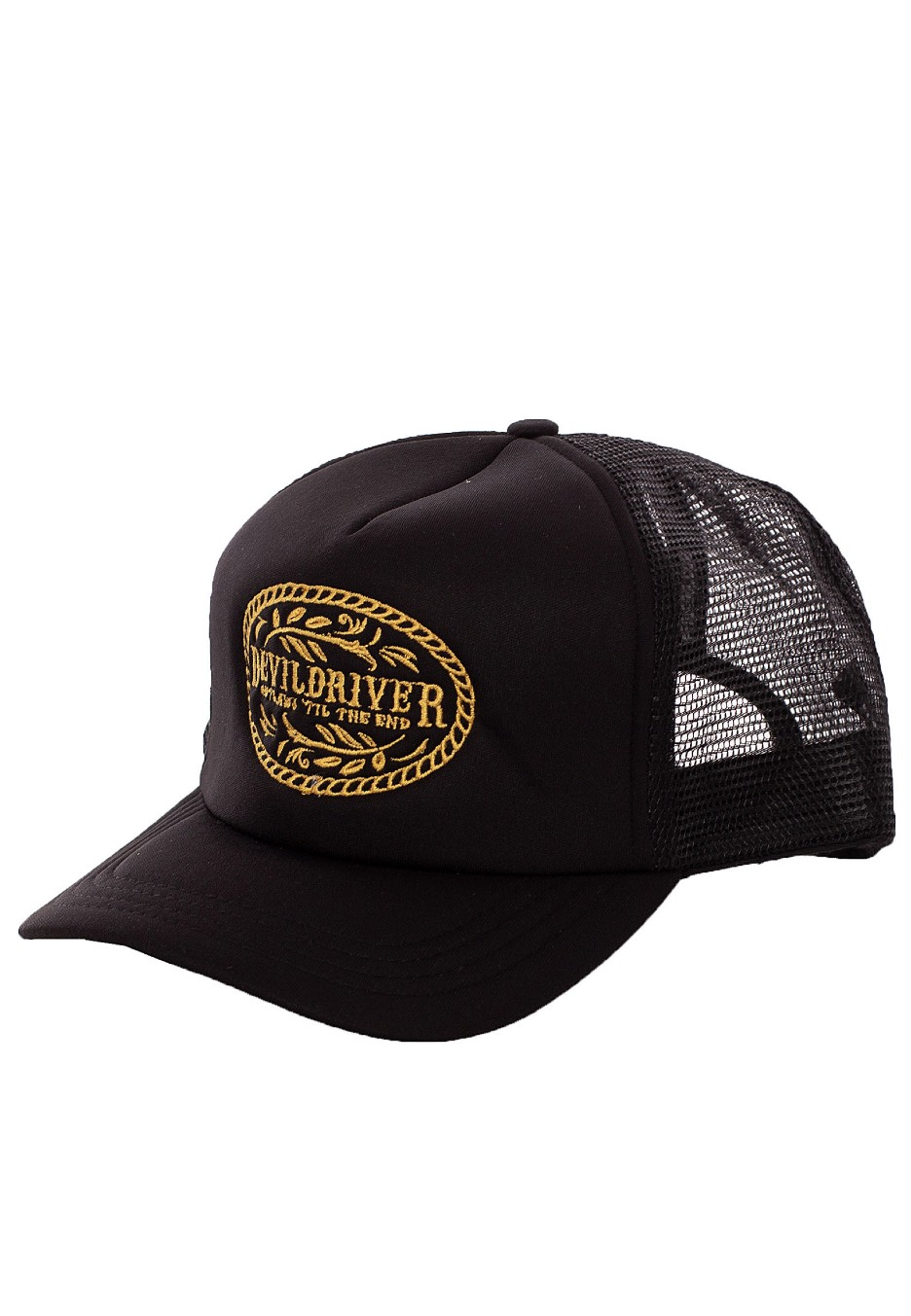 DevilDriver - Western Trucker - Cap - Official Metal Merchandise Shop -  Impericon.com UK 4de867f3046
