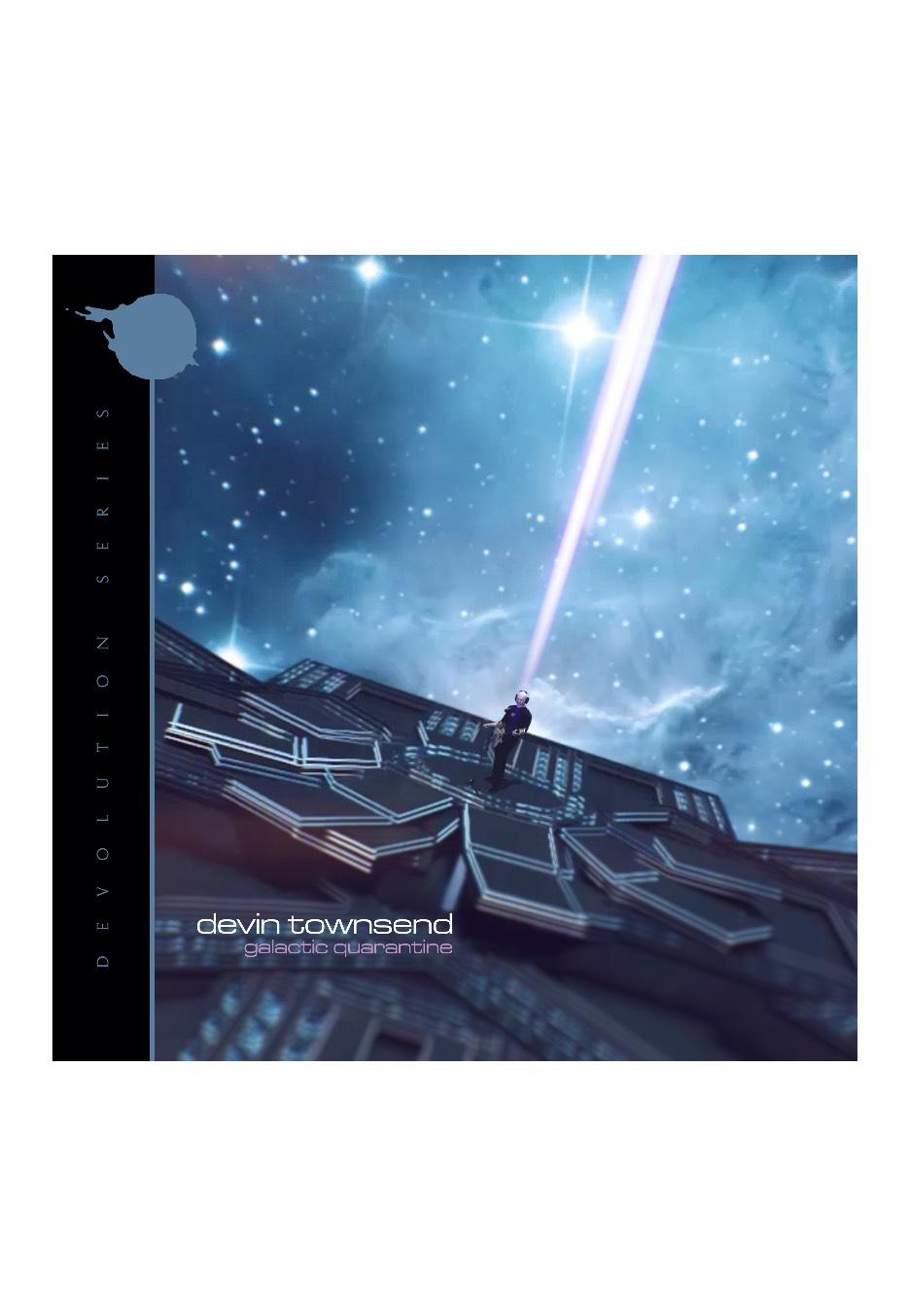 Devin Townsend - Devolution Series #2 - Galactic Quarantine Ltd. - CD